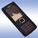 Корпус для Nokia 6300 Black - Original