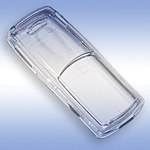 Crystal Case для Samsung C100