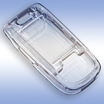 Crystal Case для Samsung D500