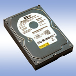 "Жесткий диск 2,5"" Western Digital 160Gb SATA-II 5400rpm"