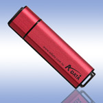 USB флеш-диск - A-Data PD16 Red - 2Gb