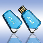 USB флеш-диск - A-Data PD17 Blue Ready Boost - 2Gb