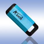 USB флеш-диск - A-Data PD18 Blue Ready Boost - 8Gb